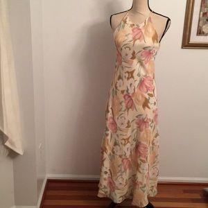 Hampton Nites floral dress